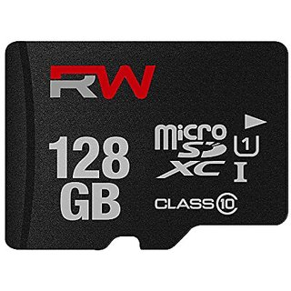 Raptor Wave 128GB micro SDHC Class 10 UHS-I Flash Memory Card