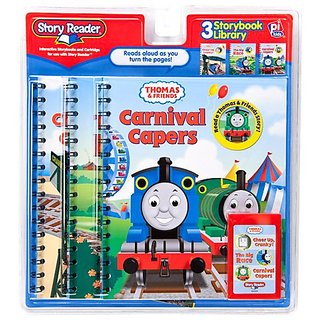 Thomas and Friends 3 Storybook Library