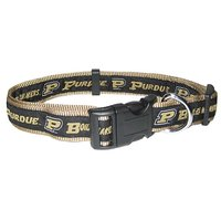 Mirage Pet Products Purdue University Collar For Dogs And Cats, Medium