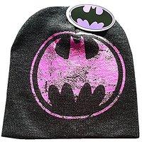 Pink ~ Batgirl ~ Knit Hat