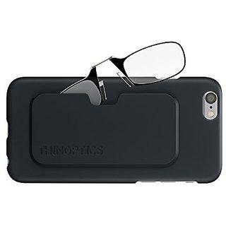 ThinOPTICS Stick Anywhere, Go Everywhere Reading Glasses plus iPhone 6/6S Case
