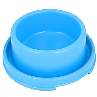 Uxcell Hard Plastic Pet Water Food Bowl, 7.2