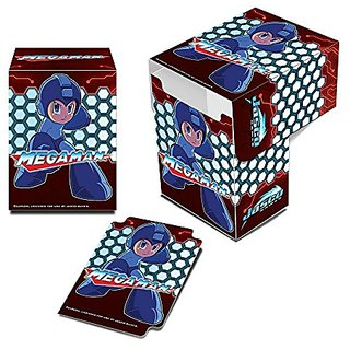 Megaman Full-View Deck Box (Megaman)