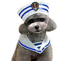 Alfie Pet By Petoga Couture - Norman The Sailor For Party Halloween Special Events Costume - Size: Small