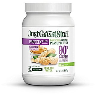 Betty Lous Protein Plus Powdered Peanut Butter, 1.5 Pound