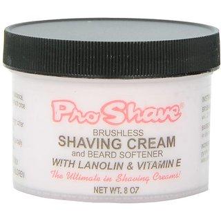 Pro-Shave Shaving Cream, 8 Ounce