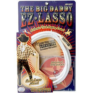 Big Daddy EZ Lasso with DVD