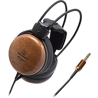 Audio-Technica ATH-W1000Z Over the Ear Wooden Headphones