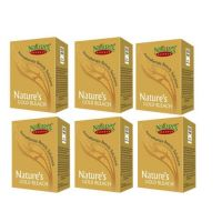 Naturs Bleach Cream Pack Of Six. (limited Period Offer)