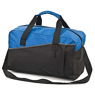 Blank Duffle Bag Fashion Duffel Bag in Royal Blue Gym Bag