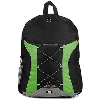 SumacLife Canvas Athletic Ultra-Lightweight Sport Backpack (Green)