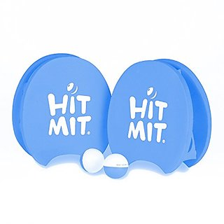 Sport Squad The Hit Mit Paddle Glove Set, Blue