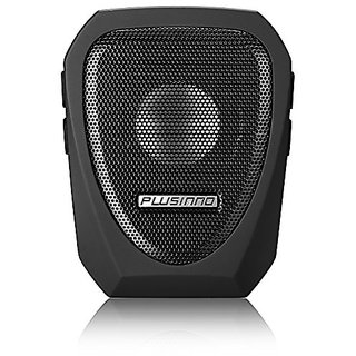 PLUSINNO Wireless Mini Bluetooth Speakers 4.0 with Microphone and Aux in Function, Water- Resistant and Support Micro SD