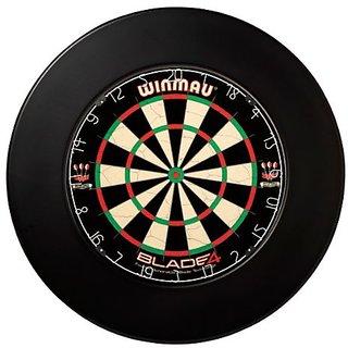 New Winmau Dart Board Surrounds (Plain Black)