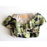 Small Dog 2 Pc Camo Outfit With Shorts And 2 Pocket Vest XXS Fits Chihuahua, Yorkshire Terrier, Shih Tzu, Etc.