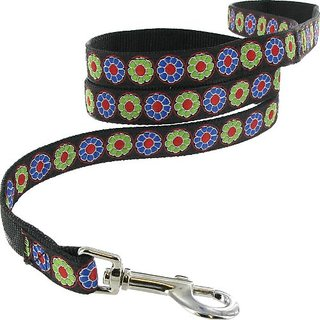Kakadu Pet Flower Power Dog Lead, 3/4