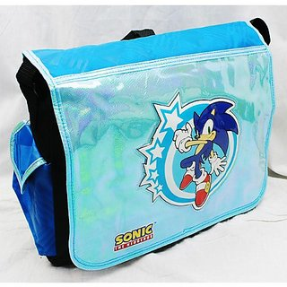 Sonic The Hedgehog Large Messenger Bag