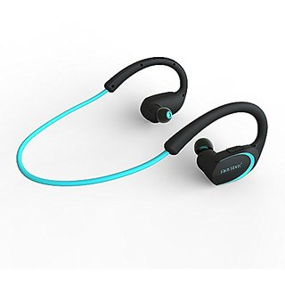 Bluetooth Headphones, SainSonic R9 V4.1 Wireless Sports HD Stereo Earphones, Lightweight & Sweatproof for Runing, Built