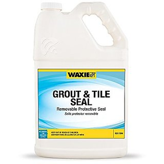 WAXIE 280-GS4 Grout & Tile Seal, 1 Gallon Bottle (Case of 4)