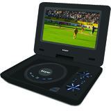 Soyer Portable DVD Player With TV+USB+MMC