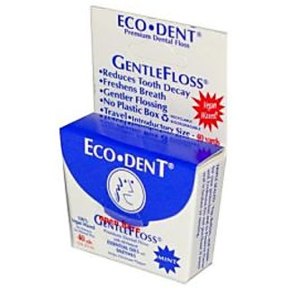 Eco-Dent Gentle Floss Mint 40