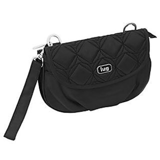 Lug Dash Convertible Mini Cross-body, Midnight Black, One Size