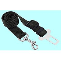 Heavy Duty Safety Seat Belt Lease For Dogs ~ Connect To Harnass Or Leash