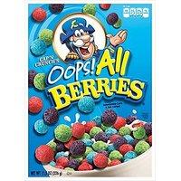 Capn Crunchs Oops! All Berries Cereal 11.5 Oz. Box (Pack Of 4)