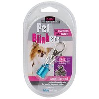 Pet Blinkers - Small In Blue