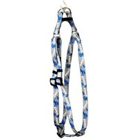Yellow Dog Design Detroit Lions Licensed NFL Step-In Dog Harness, Large, 25-Inch By 40-Inch