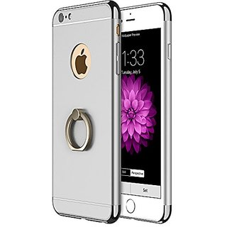 iPhone 6S Plus Case, RANVOO 3 in 1 Ultra Thin Anti-Drop Scratch Resistant Shockproof Electroplate Frame Case Cover with