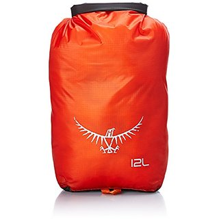 Osprey UltraLight 12 Dry Sack, Poppy Orange, One Size