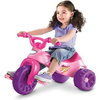 Fisher-Price Barbie Tough Trike Princess Ride-On