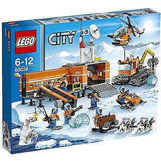 Arctic Base Camp LEGO City