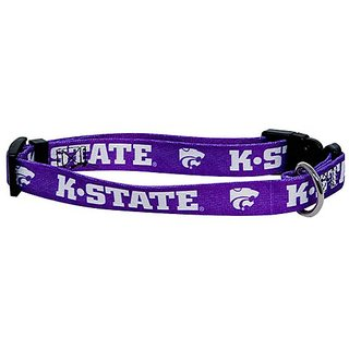 Hunter MFG Kansas State Wildcats Dog Collar, Extra Large