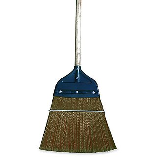 OCedar Commercial 10212 Industrial Fiber Broom, Palmyra (Pack of 6)