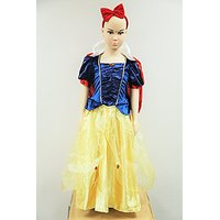 Jason Party Snow White Dress With Red Mantle And Headband 4-6 Years