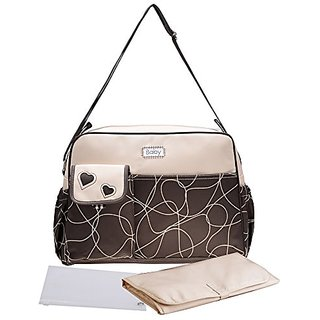 Bellotte Messager Tote Diaper Bags (K1887)