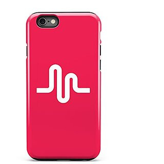 musical.ly Cell Phone Case for iPhone 6/6s - Carrier Packaging - Pink