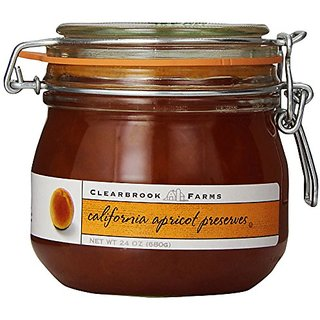 Clearbrook Farms California Apricot Preserves