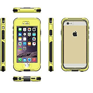 iPhone 6 Plus case, Febe iPhone 6 Plus Underwater case, Water Proof Shockproof Dirt Proof Durable with Built-in Screen P