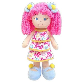 GirlznDollz Leila Cute Pink Baby Doll
