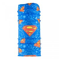 Autofy - Unisex -Superman - Lycra Headwrap/Bandana (Blue-Red)