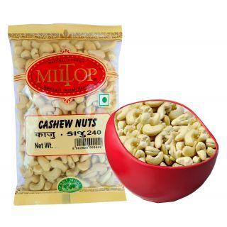 Miltop Cashew W240 Nuts - 1 Kg - WS