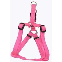 Coastal Pet Products Comfort Wrap Adjustable Harness 3/4 Inch Neon Pink