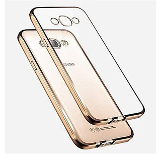 Wellelectronic Samsung Galaxy J7 Golden Back cover