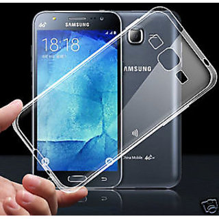 wellelectronic Samsung Galaxy J7 (2015) Transperent Back cover