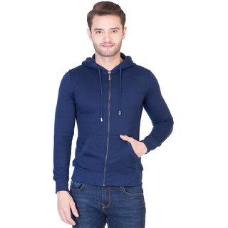La-Vora Blue Sweatshirt with hood Boys