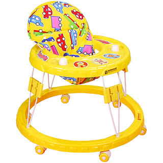Chikoo Round Walker (WITH TOYS  MUSIC) Made in India