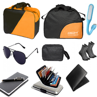 DCH BC-20  Set of Travelling Bags With Fashion Accessories